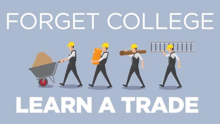 TradeSchoolVSCollege